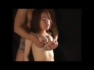 Milk Squirting Japoanese Babe Getting Soaked free