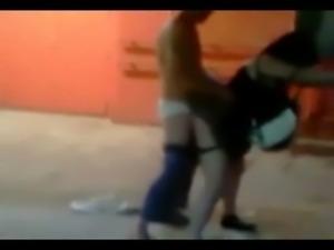Cogiendo prostituta en la misma calle free