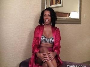 Ebony girl interview