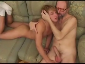 Dilf coach barebacking skinny students ass 8