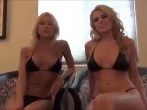 2 Blondes Femdoms SPH