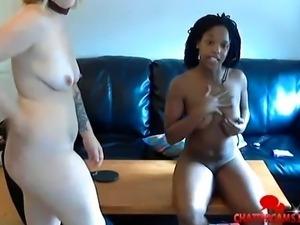 White on Black Girl Oral Sex