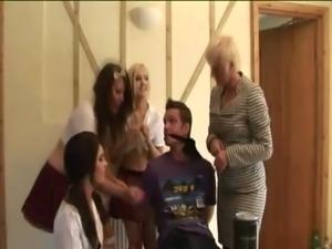 Cfnm euro femdom humiliation free