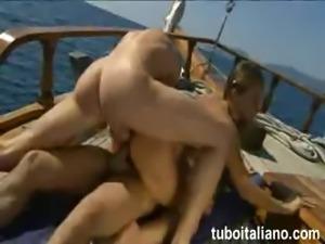 18nne Doppio Pompino! Italian BJ
