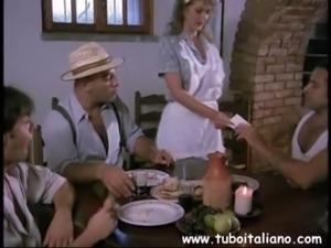 Italian Amateur Maiala di Campagna 8 free