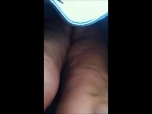 Gradmather Big Ass Upskirt