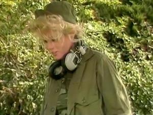 Gail, Joey Silvera - Army Brat