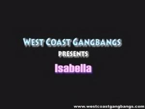 isabella gangbang free