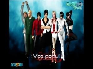 3D Comic: Vox Populi 1-3 free