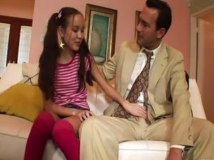 Amai Liu - Babysitters A Slut 2