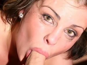Face fucked blonde pornstar Isabel Ice