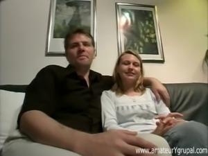 Trio con mi esposa free