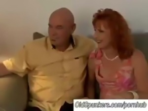 Mature red head loves to fuck free