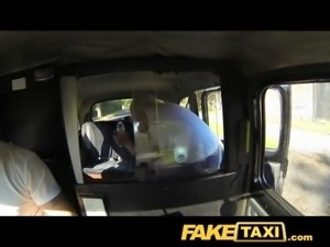 FakeTaxi My ex girlfriend in anal creampie