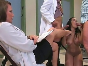 Harmony likes watching how Marks Davis and his friend Mr.Pete fuck Beverly Hills