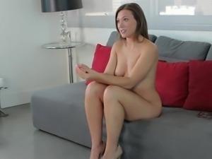Casting sweet girl Callie
