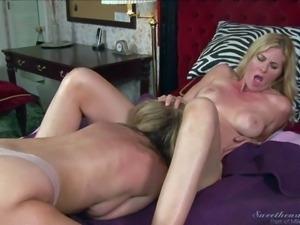 West lesbian cougar jodi
