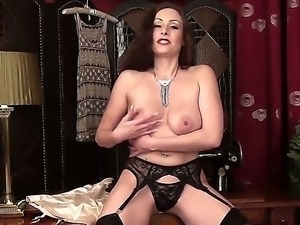 Amazing milf Sophia Delane is exceptional with her big natural boobs,...