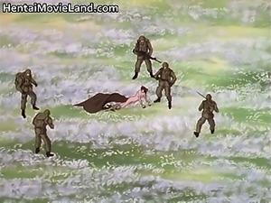 Big nasty  fucking horny anime