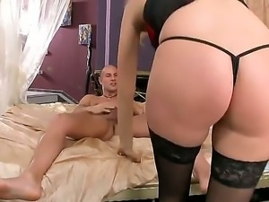 Interested in witnessing beautiful blonde girl Teena Dolly getting double...
