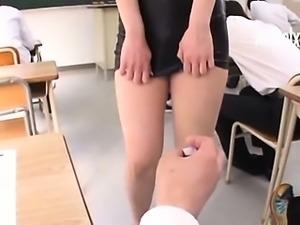 sayuki kanno tokyo busty female teacher