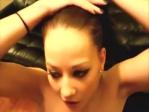 Talking to my husband while getting fucked