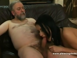Lucky Old Bastard Fucks His Hot Young Trophy wife Angelica Kitten