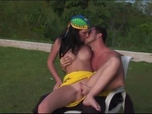 Outdoor sex in Brazil