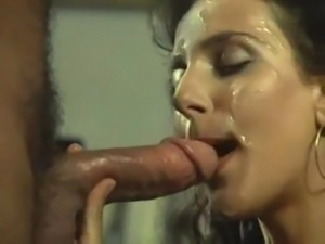 Classic pornstar annette haven lesbian hot tub sex 6