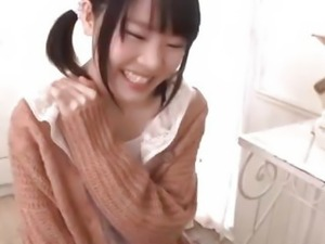 Miyu loves to suck hard cock