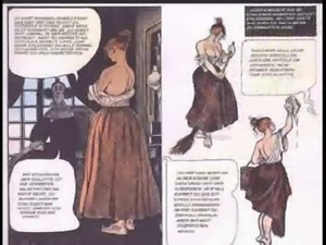 Classic German story of a woman tormented sexually by her brutal dungeon...