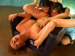 Triple Greedy Body Orgasm part 1