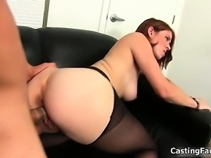 awesome redhead saving the Balearic part4