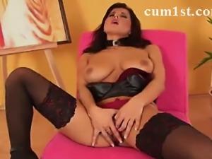 Cam: Cute girl nude in webcam