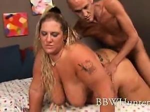 BBW Lilly Gets Nasty Cumshot