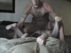 Milf with younger boy on real homemade free
