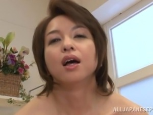 japanese mature has sexual cravings