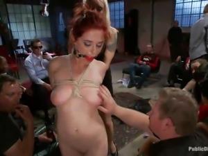 everyone likes a redhead