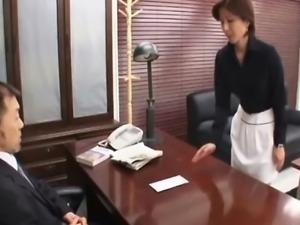 Satsuki Kirioka as a high school teacher who is taken advantage of. This one...