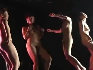 Nude asian music