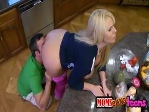 Moms Bang Teens - Karen Fisher & Molly Bennett free