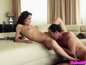 Sophie Lynx squirted with love juice and loves it