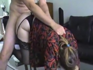 Sub. wife at the office