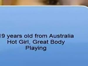 19 Year Old Australian Girl
