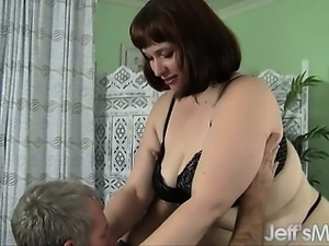 Cherie A Lunas gets her fat body fucked