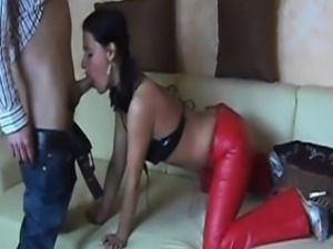 German woman want the cock in the ass