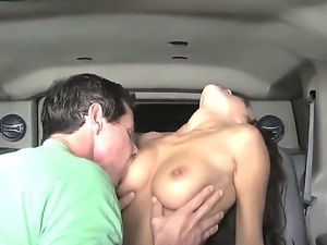 Enjoy Peter North and flamboyant busty sexbomb Breanne Benson sucking his...