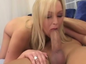 Blonde giant titties loves to make love pt two