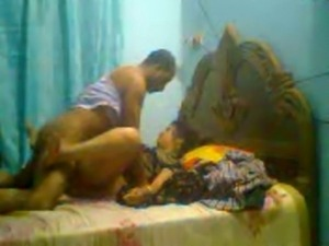 Bangla desi uncle-NOT Aunty In Home