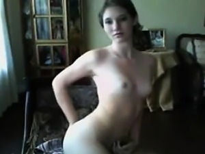 Cute Girl With Small Tits
